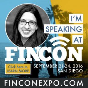Claudia Pennington FinCon 2016